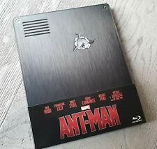 ANT-MAN - EDICION METALICA STEELBOOK - BLU-RAY