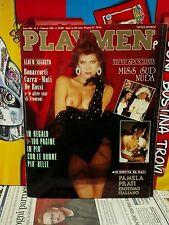 PLAYMEN N.2 febbraio 1988(con poster Ornella Muti)