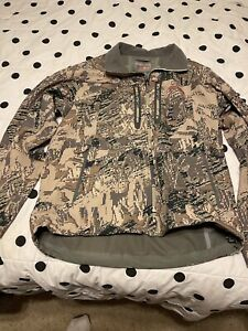 Sitka 90% Jacket Open Country XL Mint Condition