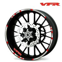 For Honda VFR Motorcycle Wheel Tire Rim Stickers 17inch wheel