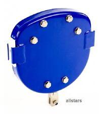 Beckmann Laufkatze mit bremse Fingerschutz Seilbahn Stahl blau Seilbahnwagen