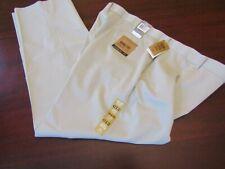 mens dockers wrinkle free khaki pants 42x32 nwt $60