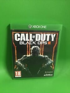 Call of Duty Black Ops III 3 - Xbox One / Series x TESTED + WARRANTY Cheap