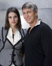Eric Roberts & Missy Peregrym (29656) 8x10 Photo