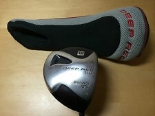 Used - Golf Driver Wood WILSON Deep Red II Distance 10.5 ProLite 428 Regular