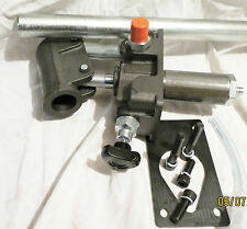 hydraulik handpumpe einfachwirkend EW 25 CCM con leva senza serbatoio olio