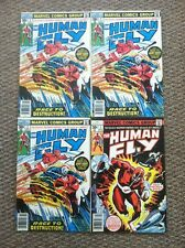 Human Fly (1977 Marvel) #1, 2(3), 3,4(4),5,6(2), 11,12,14,15,18,19 Collection