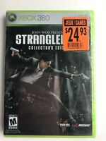 John Woo Presents Stranglehold -- Collector's Edition (Microsoft Xbox 360, 2007)