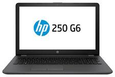"HP 250 G6 15"" Intel Core i5 7th Gen. 2.50GHz, 256GB SSD, 8GB RAM Laptop - Black"