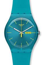 SWATCH NEW GENT Turquoise Rebel suol 700 Merce Nuova