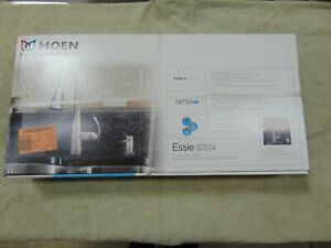 MOEN Essie Touchless 1-Lever Pull-Down Sprayer Kitchen Faucet / Stainless