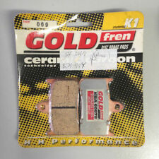 GOLDfren Ceramic Motorcycle Brake Pads