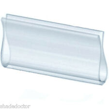Roller Window Shade CLEAR HEM GRIP from Shade Doctor of Maine
