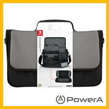 NEW Nintendo Switch PowerA Everywhere Messenger Travel Carry Bag