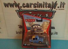 OTIS  - Cars 2  Disney Pixar Serie USA blister #43 Mattel scala 1-55