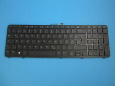 Tastatur DE HP ZBook 15 17 SPS-733688-041 Deutsch Backlit MP-12P26D0J698W