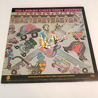 The London Chuck Berry Sessions Gatefold Album 1972 LP Record Chess CH 60020