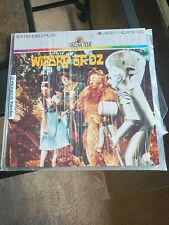 "Wizard Of Oz - 12"" Laserdisc"