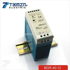 40W 12V MINI Din Rail Single Output Switching power supply