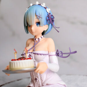Anime Re:Life In A Different World From Zero Birthday cake Rem Collection Gifts
