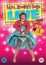 Mrs Brown's Boys: For the Love of Mrs Brown  DVD NEW