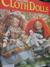 Creative Cloth Dolls Australian Craft Magazine #26-9 Projects