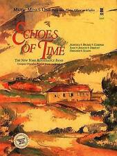 Echoes of Time [With 2 CDs] (Music Minus One (Numbered)), Very Good,  Book