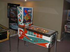 Gottlieb SURE SHOT Vintage Classic Billiards Arcade Pinball Machine