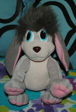 "Anastasia Dog POOKA Plush 12"" Applause Vintage 1997 Fox Flappy Flapping Ears HTF"