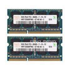 2x2gb RAM PC3-8500
