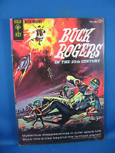Buck Rogers #1 (Oct 1964, Western Publishing) F VF 1ST ISSUE