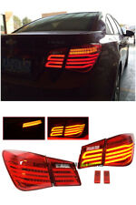 For 11-15 Chevrolet Cruze Sedan MB Style Rear Trunk LED Tail Lights Signal Lamps