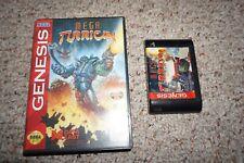 Mega Turrican (Sega Genesis) with Case