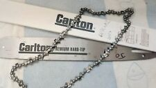 BAR CHAINSAW TSUMURA Carlton 19 inch  SUIIT + JONSERED +  CHAIN 68 DL bonus