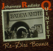 CD JOHANNES RACKLEY QUINTETO - re disco bounce
