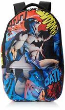 Batman Backpack School Bag DC Comics Laptop Sleeve NEW