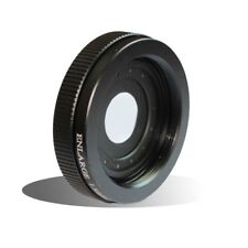 Metal Adjustable Iris Diaphragm Aperture Module Camera lens Adapter 1.5-26mm