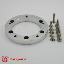 """1/2"""" Steering Wheel Spacer Kit for 5 hole Steering Wheel to 6 hole Adapter"""