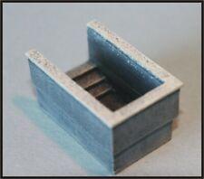 NINIVE 116H Sottopasso per pensilina modello resina plastico ferroviario H0 1:87