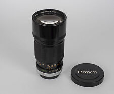 Canon FD 2.8 200mm S.S.C.