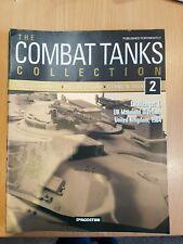 DeAgostini The Combat Tanks Collection [No 2] Magazine