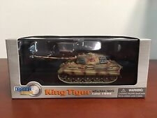 Dragon Armor 1:72 King Tiger - Henschel, sPzAbt 505, Late 1944, No. 60003