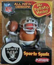 Mr Potato Head Sports Spuds NFL Oakland Raiders