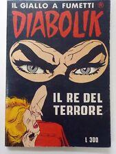 Diabolik R n 1 - Editoriale Astorina - 10 Luglio 1978 - COMPRO FUMETTI SHOP