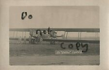 WW1 German Gotha Bomber captured by the French Air Force ?
