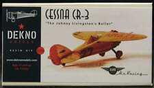 Dekno Models 1/72 CESSNA CR-3 The Johnny Livingston's Bullet Air Racer