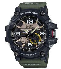Casio G-Shock * Mudmaster GG1000-1A3 Khaki Master of G Green Watch COD PayPal