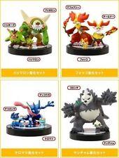 Yujin Takara Tomy Pokemon 1/40 Zukan XY 02 Figure Full Set of 11 pcs