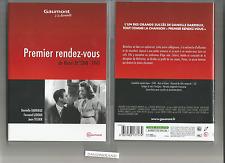 """Collection Gaumont- DANIELLE DARIEUX- JEAN TISSIER """" PREMIER RENDEZ VOUS """" DVD"""