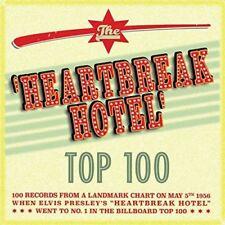 Heartbreak Hotel Top 100 4 Disc Various Artists CD